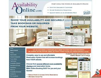 Thumbshot of Availabilityonline.com