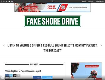 fakeshoredrive.com screenshot