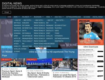 digital-news.it screenshot