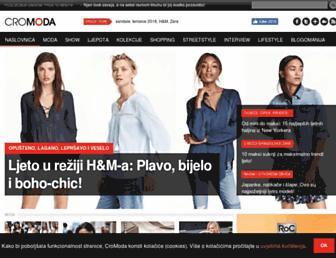 cromoda.com screenshot