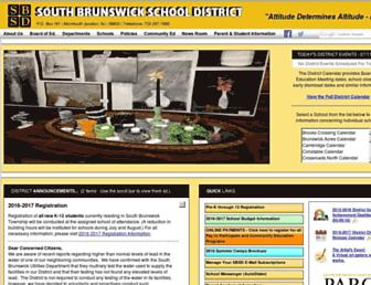 Thumbshot of Sbschools.org