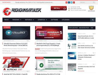 programasvirtualespc.net screenshot