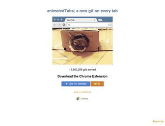 Thumbshot of Animatedtabs.com
