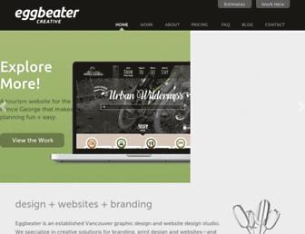 eggbeater.ca screenshot