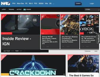n4g.com screenshot