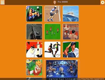 friv99999.com screenshot