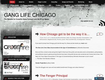 ganglifechicago.com screenshot