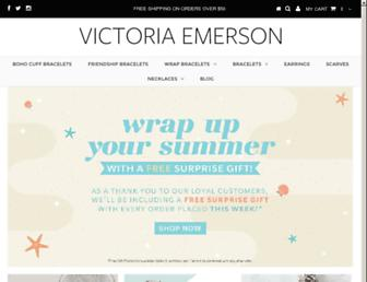 Thumbshot of Victoriaemerson.com