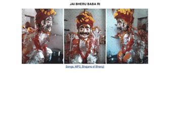 toliyasar-bheruji.in screenshot