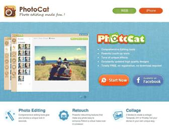 photocat.com screenshot