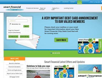 smartcu.org screenshot