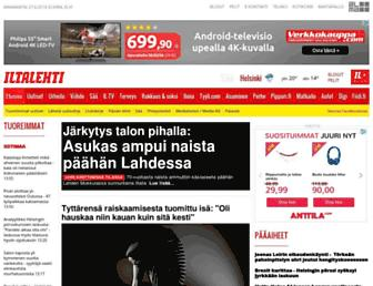 Thumbshot of Iltalehti.fi