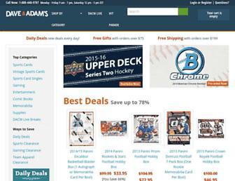 Thumbshot of Dacardworld.com
