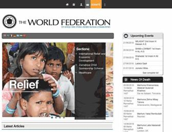 world-federation.org screenshot