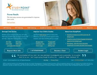 Thumbshot of Studypoint.com