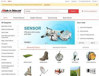 Thumbshot of Made-in-china.com