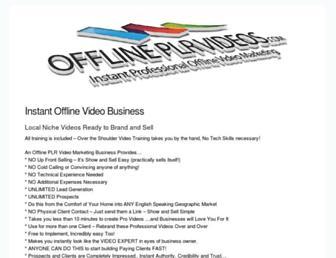 Thumbshot of Offlineplrvideos.com