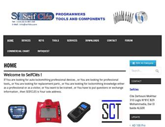 seifcles.com screenshot