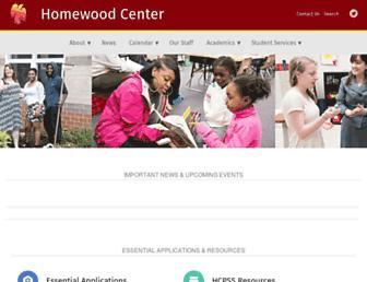 hc.hcpss.org screenshot