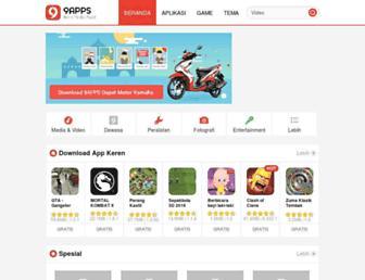 id.9apps.com screenshot