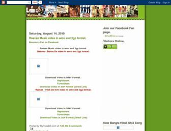 3gpvideosong.blogspot.com screenshot