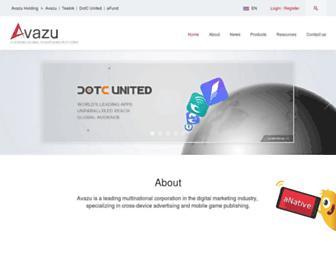 Thumbshot of Avazu.cn