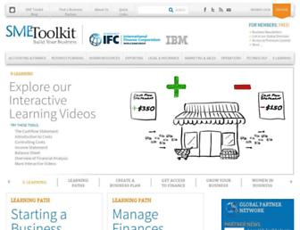 Thumbshot of Smetoolkit.org