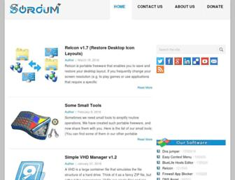 Thumbshot of Sordum.org