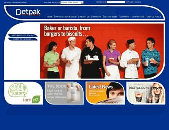 detpak.com screenshot