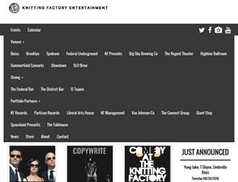 Thumbshot of Knittingfactory.com