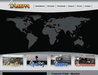 flytampa.org screenshot