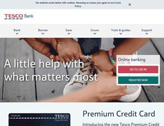 Thumbshot of Tescobank.com