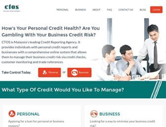 ctoscredit.com.my screenshot