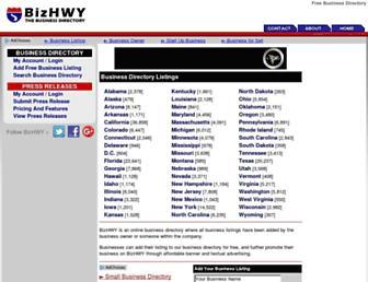 Thumbshot of Bizhwy.com