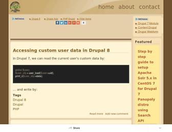 webfoobar.com screenshot