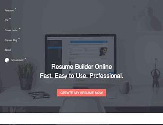zety.com screenshot