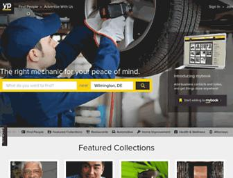 yellowpages.com screenshot