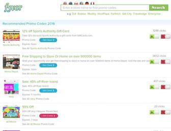 Thumbshot of Savingstory.com