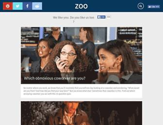 Thumbshot of Zoo.com