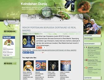 coretan-rhunis.blogspot.com screenshot