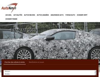 autokmh.com screenshot