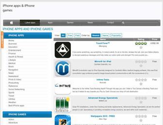 iphoneappstorm.com screenshot
