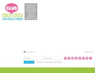 Thumbshot of Chicacircle.com