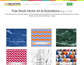 Thumbshot of Free-vectors.com