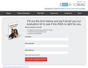 issaonline.com screenshot