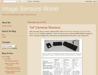 image-sensors-world.blogspot.com screenshot
