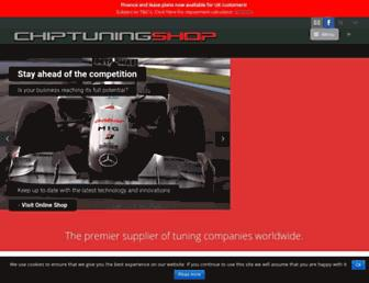 chiptuningshop.com screenshot