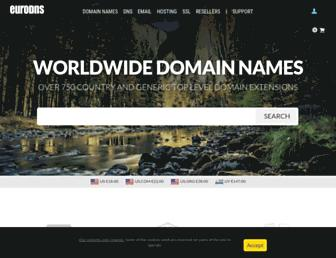 Thumbshot of Eurodns.com