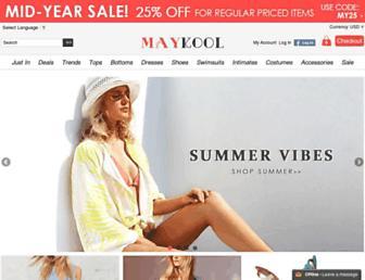 Thumbshot of Maykool.com