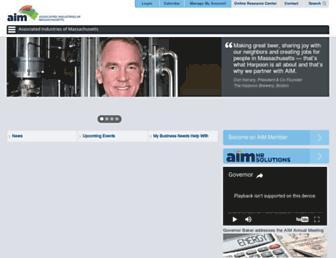 aimnet.org screenshot